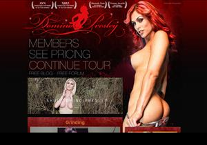 TS Domino Presley