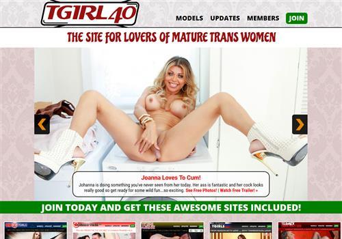 Tgirl 40