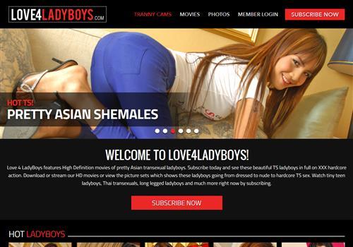 Love 4 LadyBoys